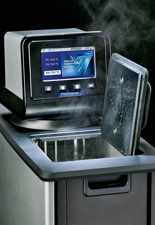 PolyScience ultratermostaty i łaźnie wodne