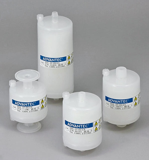 Filtry kapsułowe